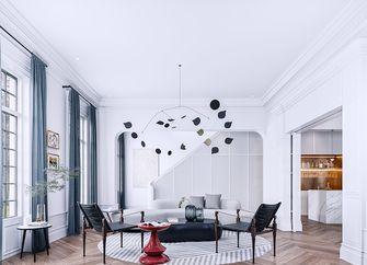 140平米三室一厅法式风格阳光房图