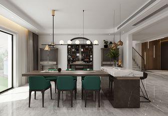 140平米别墅欧式风格餐厅装修案例