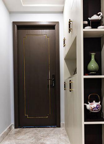 140平米四室四厅中式风格走廊欣赏图