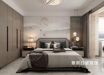 120平米四室两厅中式风格卧室图片大全