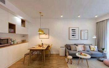 100平米三室两厅日式风格客厅图片大全