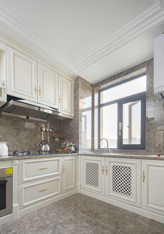 140平米三室两厅欧式风格厨房装修效果图