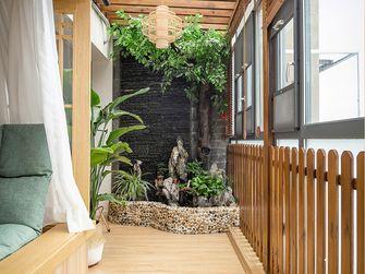 110平米三室两厅日式风格阳光房欣赏图
