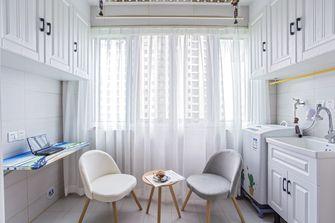 70平米现代简约风格阳光房欣赏图