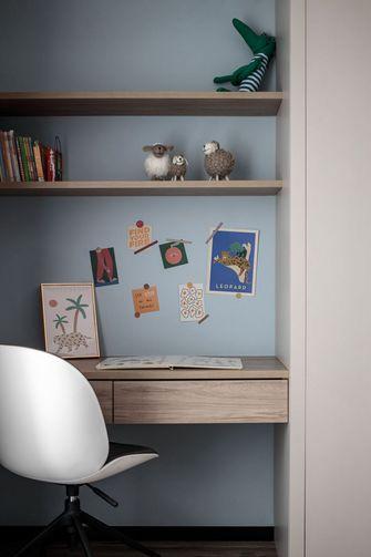110平米三室两厅现代简约风格儿童房装修效果图