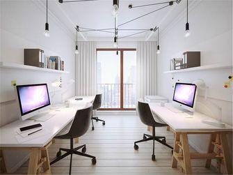 60平米一居室现代简约风格卧室图