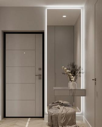70平米公寓其他风格玄关图片