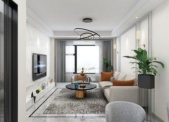 100平米三欧式风格客厅欣赏图