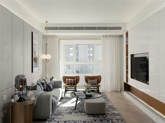 120平米三室三厅法式风格卧室欣赏图