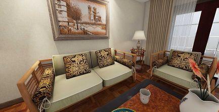 100平米东南亚风格客厅图片大全