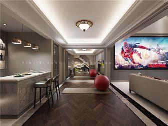 140平米复式美式风格走廊设计图