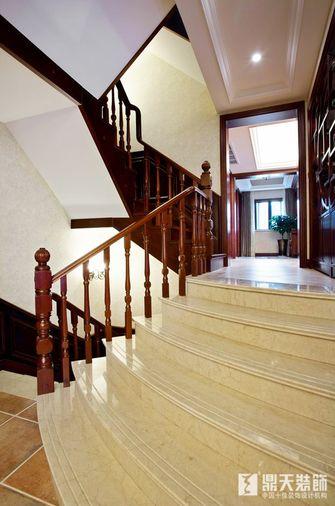 20万以上140平米别墅混搭风格楼梯图片大全