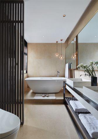 140平米别墅混搭风格卫生间欣赏图