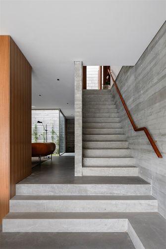 130平米日式风格楼梯间欣赏图