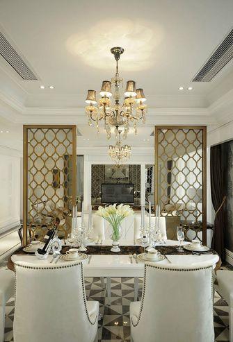 110平米三室两厅新古典风格其他区域装修案例