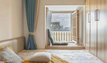 80平米日式风格卧室图