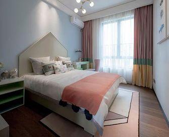 120平米三室两厅新古典风格儿童房图片