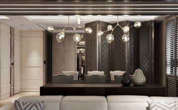 80平米欧式风格餐厅图