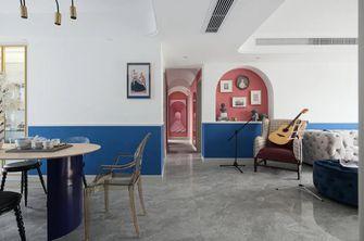 120平米三室两厅地中海风格走廊设计图
