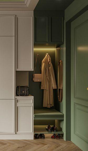 50平米一室一厅法式风格玄关欣赏图