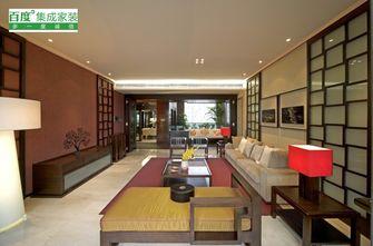 豪华型140平米四室五厅新古典风格客厅装修图片大全