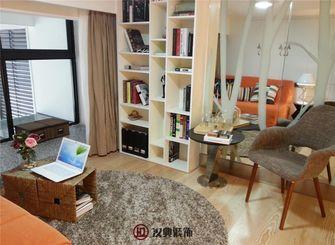 90平米一室两厅北欧风格影音室装修图片大全