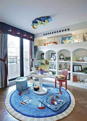 140平米别墅地中海风格儿童房图