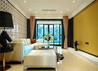 15-20万110平米三现代简约风格客厅装修案例