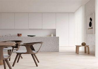 60平米公寓日式风格餐厅图片