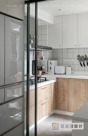 140平米四室两厅日式风格厨房图片