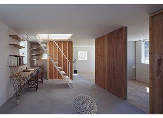 60平米一居室田园风格书房设计图