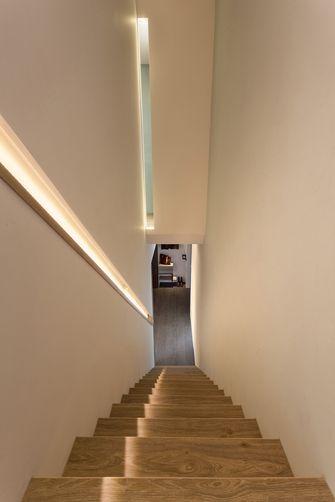 90平米复式美式风格楼梯间装修案例