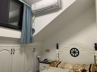 60平米三室一厅宜家风格卧室效果图