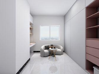 80平米三室一厅现代简约风格储藏室图