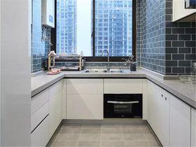 110平米北欧风格厨房图片
