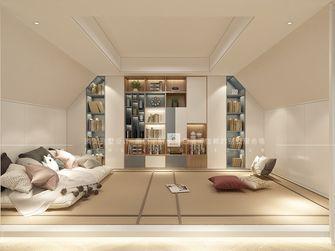 140平米别墅北欧风格阁楼装修案例