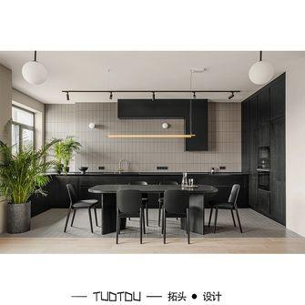 豪华型140平米现代简约风格餐厅效果图
