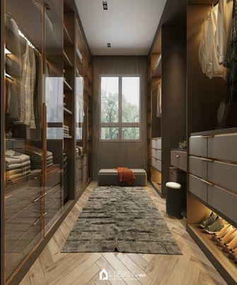 140平米三室五厅法式风格衣帽间欣赏图