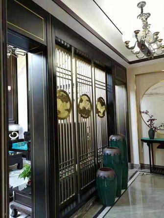 140平米一室一厅现代简约风格走廊设计图