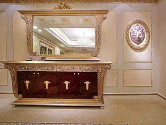 豪华型130平米三室一厅法式风格梳妆台图片大全
