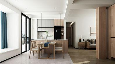 110平米三室两厅中式风格餐厅装修效果图