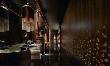 140平米混搭风格客厅装修效果图