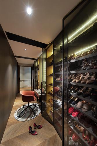 140平米四室一厅法式风格衣帽间图片大全