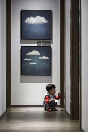 110平米三室两厅其他风格走廊欣赏图
