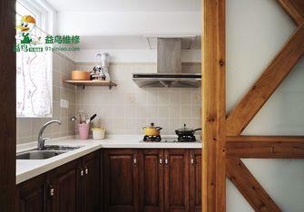 经济型30平米以下超小户型法式风格厨房装修图片大全
