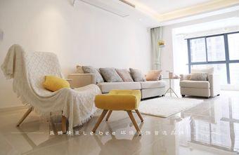 90平米三室两厅现代简约风格其他区域效果图
