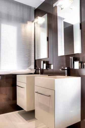 50平米公寓美式风格卫生间设计图