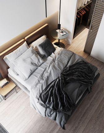 60平米公寓东南亚风格卧室图