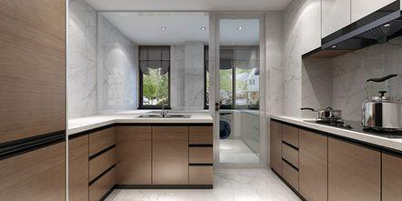 豪华型140平米三现代简约风格厨房欣赏图