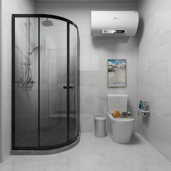 90平米现代简约风格卫生间装修图片大全